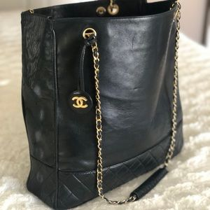 Chanel Jumbo Tote Shopper
